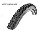 "SCHWALBE Marathon Plus MTB 26"" x 2.1"" Puncture Protection"