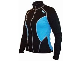 LUSSO Ladies Breathe 2 Long Sleeve Jersey Blue