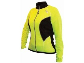 LUSSO Ladies Breathe 2 Long Sleeve Jersey Yellow