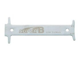 SUPER B TOOLS Chain Wear Checking Tool