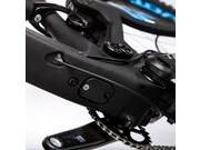 PIVOT CYCLES Firebird 170mm Black Blue click to zoom image