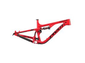 PIVOT CYCLES Mach 5.5 Carbon Red