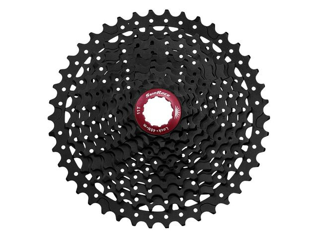 SUNRACE COMPONENTS 10spd Wide Ratio Cassette CSMX3 click to zoom image