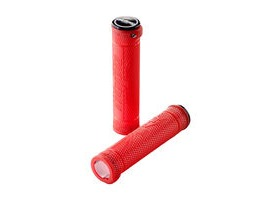 HOPE SL Handlebar Grips in Red