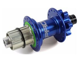 HOPE Pro 4 Rear Hub Blue 148 x 12 mm Boost