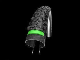SCHWALBE Smart Sam Plus with GreenGuard Puncture Protection