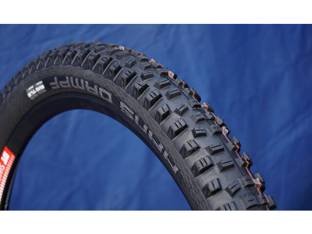 "SCHWALBE Hans Dampf 27.5"" x 2.35"" Addix Soft Snakeskin click to zoom image"