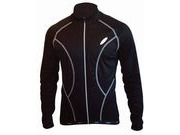 LUSSO Breathe 2 Jersey Black Long sleeve