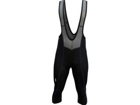 LUSSO Cooltech 3/4 Bib tights with Pro Gel insert
