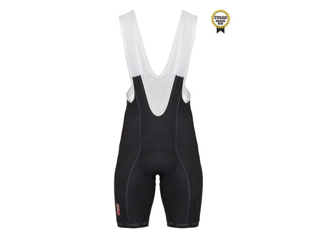 LUSSO Pro Gel Padded Cycle Bib Shorts click to zoom image