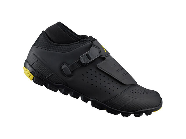 SHIMANO ME7 (ME701) SPD shoes, black click to zoom image