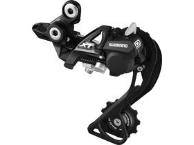 SHIMANO XT 10spd RD-M786 Clutch Rear Mech Shadow Design