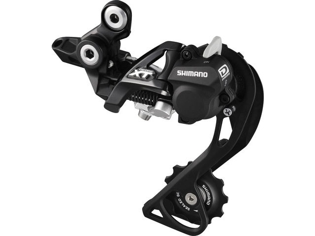 SHIMANO XT 10spd RD-M786 Clutch Rear Mech Shadow Design click to zoom image