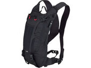 SHIMANO UNZEN Hydration Bladder, Trail Daypack 4L Enduro w/ 2L Black