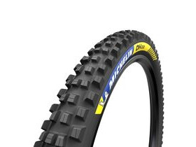 "MICHELIN DH 22 Tyre Black 27.5 x 2.40"" (61-584)"