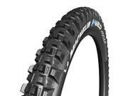 "MICHELIN E-Wild Tyre 27.5 x 2.60"" Black (66-584) Rear - 27.5 x 2.60 Black  click to zoom image"