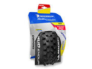 "MICHELIN Mud Enduro Tyre 27.5 x 2.25"" Black (57-584) click to zoom image"