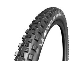 "MICHELIN Wild AM Performance Line Tyre 27.5 x 2.60"" Black (66-584)"