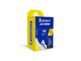 "MICHELIN Airstop MTB Inner Tube - 26"" x 1.4-2.5"" (Schrader)"