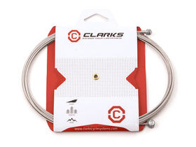 CLARKS CYCLE SYSTEMS Die Drawn Stainless Steel MTB Brake inner cable