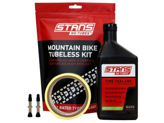 STANS NO TUBES Mountain Bike Tubless Kit click to zoom image