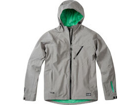 MADISON Roam Mens Waterproof Jacket cloud grey