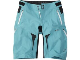 MADISON Zena Womens Shorts Aqua Blue