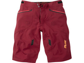 MADISON Flux men's shorts, blood red