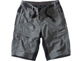 MADISON Trail men's shorts, dark shadow