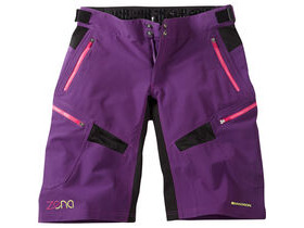MADISON Zena women's shorts, imperial purple