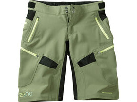 MADISON Zena women's shorts, olive green