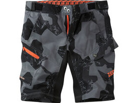 MADISON Zen youth shorts, grey camo