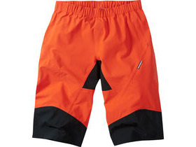 MADISON Zenith waterproof shorts, chilli red