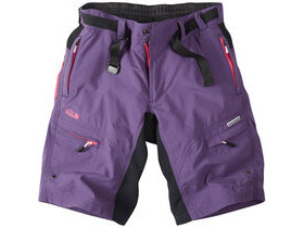 MADISON Trail women's shorts, loganberry