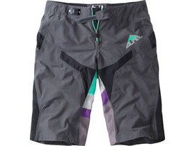 MADISON Alpine men's FR shorts, phantom / green