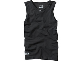 MADISON Isoler mesh men's sleeveless baselayer, black
