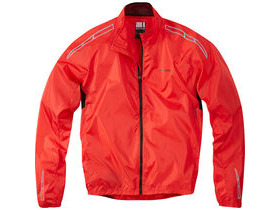 MADISON Pac-it men's showerproof jacket, flame red