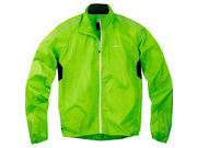 MADISON Pac-it men's showerproof jacket, green flash