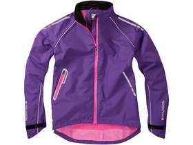 MADISON Prima women's waterproof jacket, electric purple