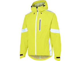 MADISON Prime men's waterproof jacket, hi-viz yellow