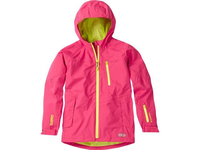 MADISON Roam youth waterproof jacket, rose red click to zoom image