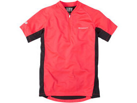 MADISON Trail youth short sleeved jersey, diva pink