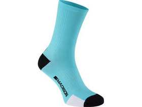 MADISON RoadRace Premio extra long sock, blue curaco
