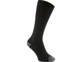 MADISON Isoler Merino deep winter knee-high sock, black