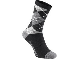 MADISON Isoler Merino deep winter sock, black argyle