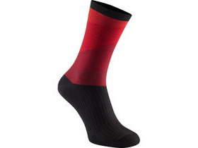 MADISON RoadRace Premio extra long sock, ruby red Madison77