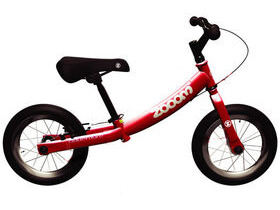ADVENTURE BIKES Zoom Balance Bike Red