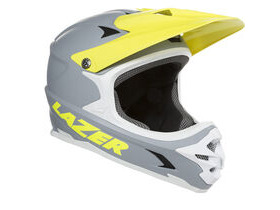 LAZER HELMETS Phoenix Plus grey / flash yellow