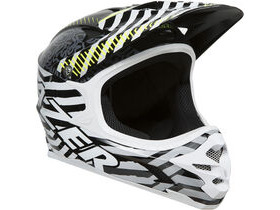 LAZER HELMETS Phoenix+ white / black stripes