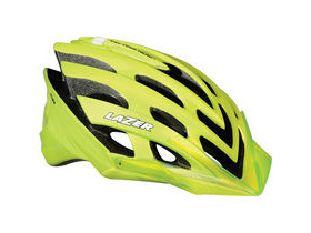 LAZER HELMETS Nirvana solid flash yellow medium 2015